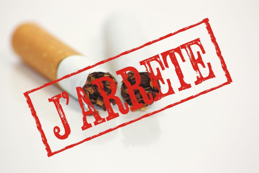 Arrêt définitif du Tabac